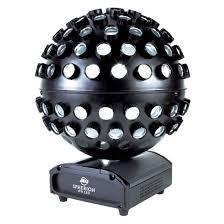 Cветодиодный дискотечный прибор American DJ Spherion WH LED